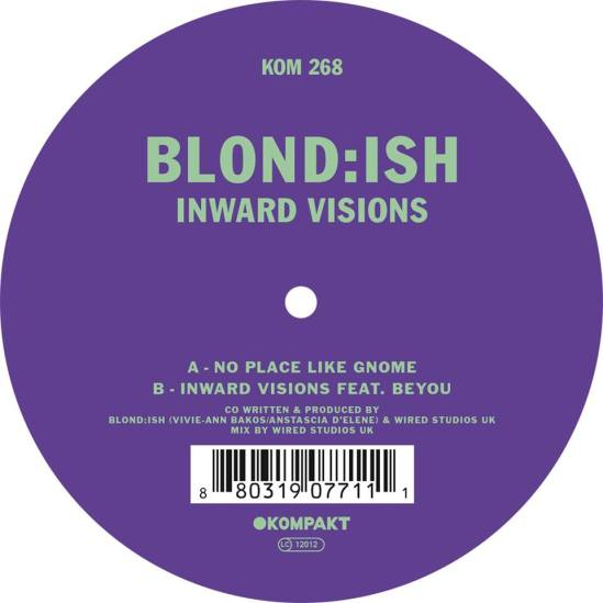 Blondish Kompakt Art